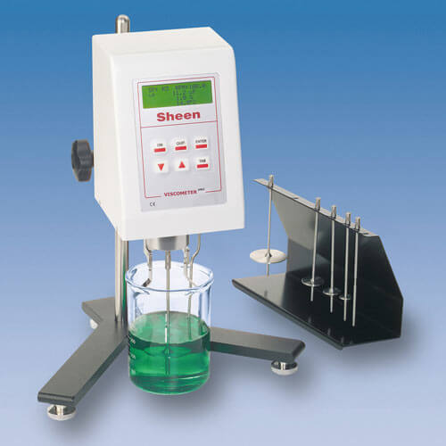 spindle-viscometer